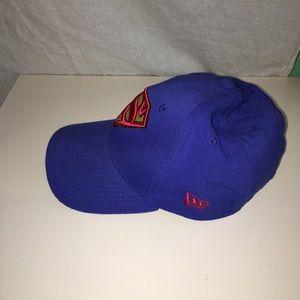 4a03ce3c6db New Era Accessories - 3  25 Superman Cap New Era DC Comics Never Worn